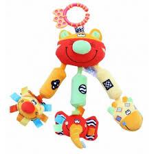 """Развивающая <b>игрушка Roxy Kids</b> """"<b>Кот</b> Шими и его друзья ..."""