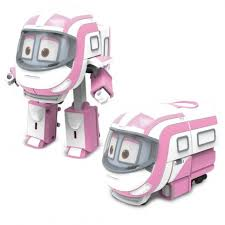 <b>Robot Trains Трансформер</b> (<b>pink</b>) - отзывы об Robot Trains ...