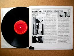 sinister vinyl collection bob dylan highway re ed  sinister salad musikal s weblog