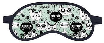 Купить <b>Маска для сна RATEL</b> Animal, Kittens по низкой цене с ...