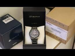 Купить <b>часы Casio</b> Edifice <b>EFR</b>-<b>550D</b>-<b>1A</b> у официального дилера ...