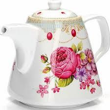 <b>Чайник заварочный 1.1</b>л <b>Loraine</b> Цветы 26548 <b>Заварочный</b> ...