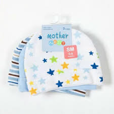 Baby Hats Cotton <b>3 pcs</b>/<b>lot</b> 0-<b>3</b> months Newborn Kids Infant Warm ...