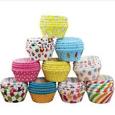 TFBC 100 шт. бумажные чашки для торта, <b>чехлы для</b> кексов ...