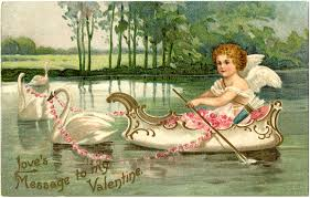 Image result for vintage valentines day cards