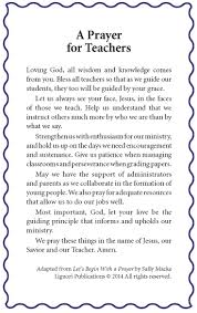 best ideas about teacher prayer prayer for this prayer and give it to a teacher you love for teacher appreciation week
