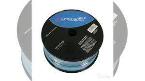 <b>Микрофонный кабель</b> в нарезку <b>American</b> DJ AC-MC/100 купить в ...
