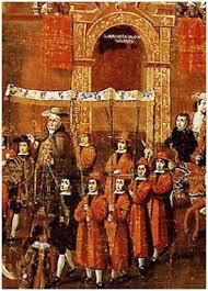 Resultado de imagen para colonia peruana 1680