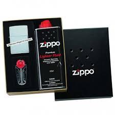 <b>Подарочный набор для</b> классической зажигалки ZIPPO 50R ...