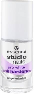 <b>Отбеливающий лак</b> для ногтей - <b>Essence</b> Studio Nails Pro White ...