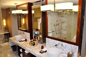 bathroom suite mandarin: bathroom desk mandarin oriental las vegas dynasty suite bathroom