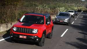 Разоблачаем изменников в модельном ряду марки <b>Jeep</b> — ДРАЙВ