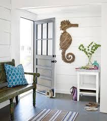 entryway decor ideas with a coastal wow factor completely coastal beach house decor cottage coastal decorationcottage beach house decor coastal