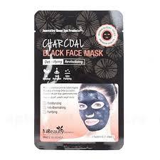 MBeauty <b>восстанавливающая тканевая детокс-маска</b> д/лица с ...