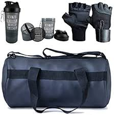 Leather - Gym Bags / Bags & Backpacks: Bags, Wallets ... - Amazon.in
