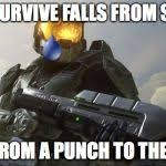 Crying Sad Master Chief Meme Generator - Imgflip via Relatably.com