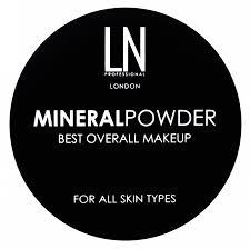 <b>Пудра для лица</b> рассыпчатая <b>Mineral Powder</b>, тон 04