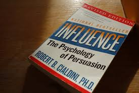 Image result for influence robert cialdini