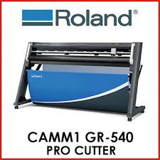 <b>ROLAND</b> DG <b>CAMM1</b> GR SERIES CUTTER - <b>GR540</b> - PROTECH ...