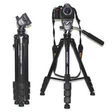 Yunteng 691 SLR Camera Tripod Hydraulic Head For Canon ...