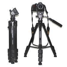 Yunteng 691 SLR Camera Tripod Hydraulic Head For Canon ...