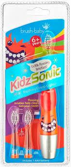 Звуковая <b>щетка Brush</b>-<b>Baby KidzSonic</b> от 6 лет купить >Diag.com.ua
