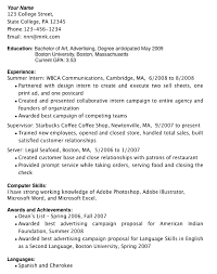 Resume Examples No Experience  cover letter no experience resume     resume sample for college students with no experience sample resume no work experience college student