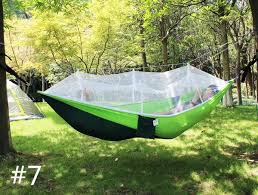 free shipping portable high strength parachute fabric camping hammock hanging bed outdoor sleeping