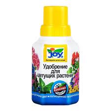 """JOY """"<b>Удобрение для цветущих</b> растений"""" купить недорого в ..."""