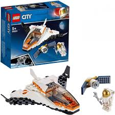 <b>Конструктор LEGO City Space</b> Port Миссия по ремонту спутника ...