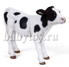 <b>Papo</b> Пегий <b>теленок</b> - BabyToy