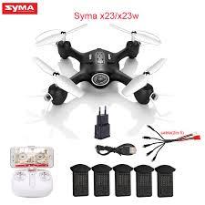 Оригинальный мини <b>Квадрокоптер SYMA X23W</b> ...