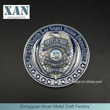 <b>Custom</b> Metal <b>Double</b>-<b>Sided</b> Enamel Police Commemorative <b>Coins</b>