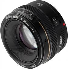 Купить <b>Объектив Canon EF</b> 50mm f/1.4 USM в Москве: цена ...