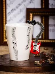 """<b>Кружка Музыкальные инструменты</b> """"Гитара"""" №5 <b>ЭВРИКА</b> ..."""