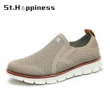 2021 New <b>Men's</b> Mesh Casual Shoes Fashion Lightweight ...