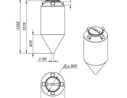 <b>Емкость ФМ 240</b> литров