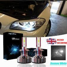 BMW E60 5 SERIES HID <b>XENON</b> CONVERSION LIGHT KIT <b>H7 AC</b> ...