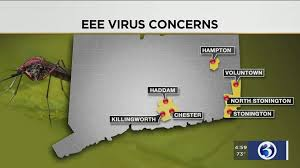 Video: Mosquitoes in 7 towns test positive for EEE | News | wfsb.com