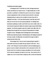 Critical essay man old sea Pinterest jan    us history regents essay