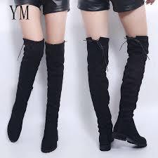 Low Heels Keep <b>Autumn</b> /Winter Warm <b>Women</b> Boots Over The ...