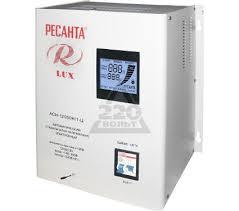 <b>Стабилизатор</b> напряжения <b>РЕСАНТА АСН</b>-12000 Н/1-<b>Ц</b> - цена ...