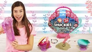Набор-ракушка Lil' Shuckies Glitzy: жемчужная вечеринка ...