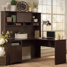 Computer Desk Cabinet Darby Home Co L Shaped Computer Desk With Hutch Lateral File