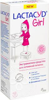 Купить <b>Средство для интимной</b> гигиены <b>Lactacyd</b> Girl 200мл с ...