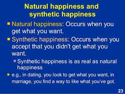 Image result for synthetic happiness