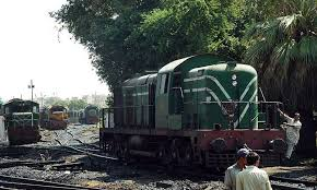 Image result for thar express pakistan trains