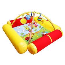 Купить <b>Развивающий коврик Biba Toys</b> Друзья Бюсси (GD158) в ...
