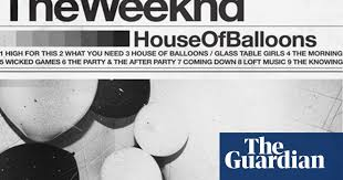 Best albums of 2011, No 8: The <b>Weeknd</b> – <b>House of</b> Balloons | R&B ...