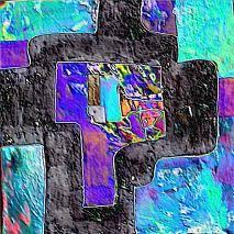 St.Gallen - Kompetenzmarkt - Experimental ART - JoHannaS, St. Gallen, St. Gallen, ganze, schweiz, abstrakt, acrylmalerei, art, bilder, ... - 00072461-reflexion